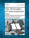img - for The Principles of International Law book / textbook / text book