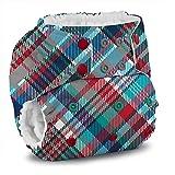 Rumparooz One Size Cloth Pocket Diaper Snap, Fluff