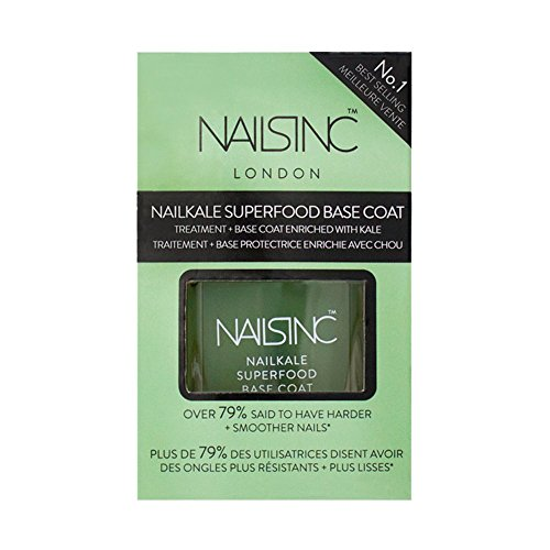 Nails Inc Nailkale Superfood Base Coat - .47 oz