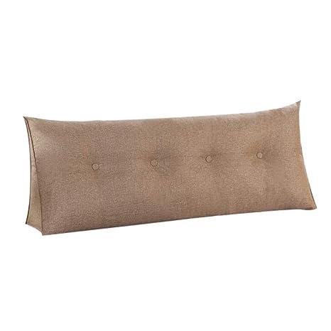 TY-Cushion MMM Cabezal de Cama Doble de algodón Cojín ...