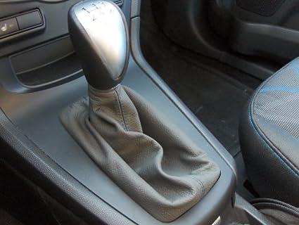 RedlineGoods Ford Fiesta 2011-16 bota/funda para palanca de cambios 1 de