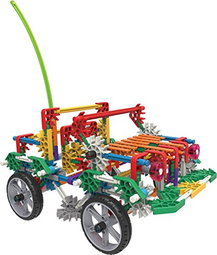 51kSl5w6f5L - K'NEX Imagine – Power and Play Motorized Building Set – 529 Pieces – Ages 7 and Up – Construction Educational Toy