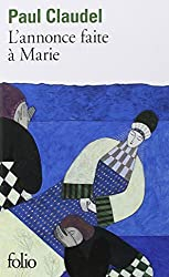 L'Annonce Faite a Marie (Collection Folio) (French Edition)