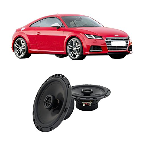Fits Audi TTS 2008-2015 Rear Side Panel Factory Replacement Harmony HA-R65 Speakers New