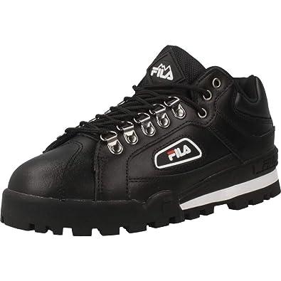 f5766a26a00 Fila Trailblazer L WN's 101048225Y, Trainers Black: Amazon.co.uk ...