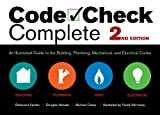 img - for Code Check Complete 2nd Edition: An Illustrated Guide to the Building, Plumbing, Mechanical, and Electrical Codes (Code Check Complete: An Illustrated Guide to Building,) book / textbook / text book