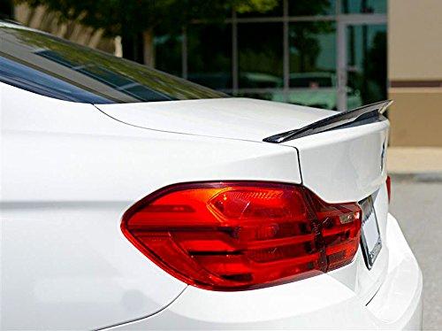 ABS Euro Rear Trunk Lid M4 M Wing Sport Trim Spoiler Lip For BMW F32 4 Series F82 - Euro Trim Series