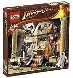 LEGO - 7621 - Indiana Jones - Jeux de construction - Le tombeau aux serpents