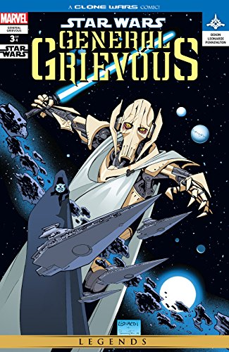 Star Wars: General Grievous (2005) #3 (of 4) ()
