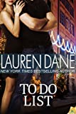 To Do List by Lauren Dane front cover