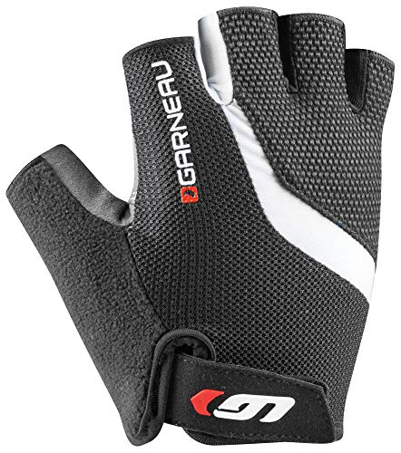 - Louis Garneau Men's Biogel RX-V Bike Gloves, Black, Medium