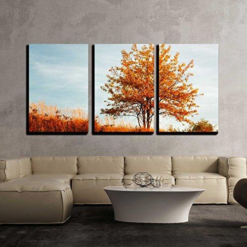 Autumn Landscape x3 Panels
