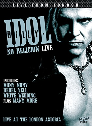 No Religion Live [DVD] [Import] B00AQICRJS