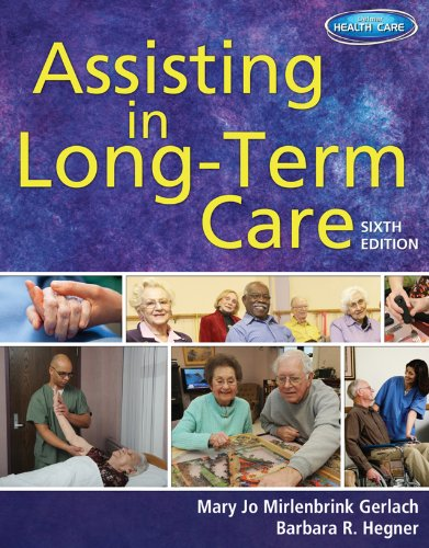 Assisting in Long-Term Care Pdf