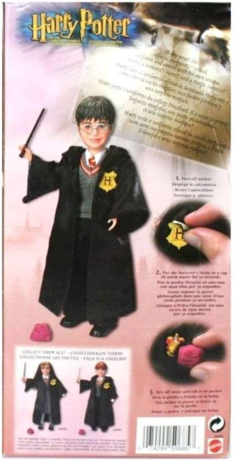 Harry Potter and the Sorcerers Stone Harry Hogwarts Heroes Harry Doll