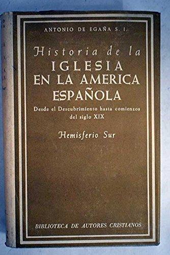 Historia de la iglesia en la América española. tomo 2 : desde el ...