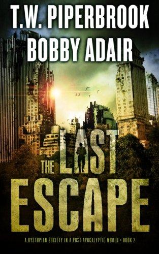 book cover of The Last Escape