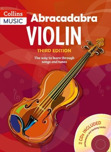 Abracadabra Violin Book 1 (Pupil's book + 2 CDs): The Way to Learn Through Songs and Tunes pdf