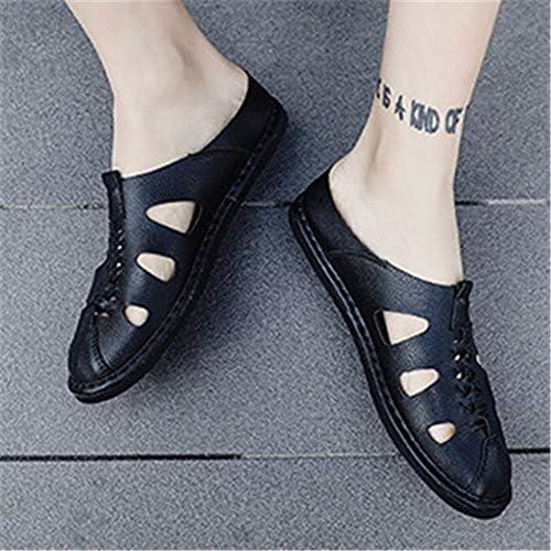 JHGK Respirant Hommes Sandales De Plage Chaussures Confortables Sandales Résistant À l'usure Léger pour La Randonnée À Pied,38/240mm