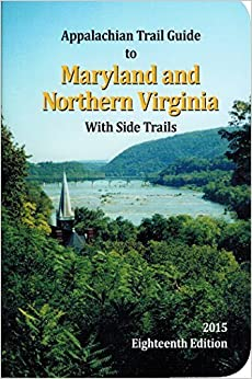 Book Appalachian Trail Guide to Maryland-Northern Virginia 18th edition by Janet Myer (2015)