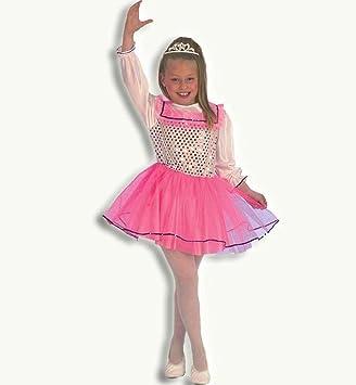 48ff12ff8538 Prima Ballerina Kinder Kostüm Mädchen  Amazon.de  Sport   Freizeit