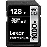 Cartão de memória - SDXC - 128GB - Lexar Professional 1000x - LSD128CRBNA1000