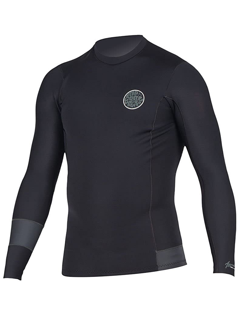 Charcoal Cha S Rip Curl Aggrolite 1.5mm Long Sleeve Jacket