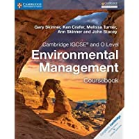 Cambridge IGCSE (R) and O Level Environmental Management Coursebook
