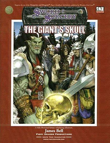 Giants Skull (Sword Sorcery)