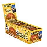 Honey Stinger Organic Gluten Free Waffle, Salted Caramel Flavored, 1.06 Ounce (Pack of 16)