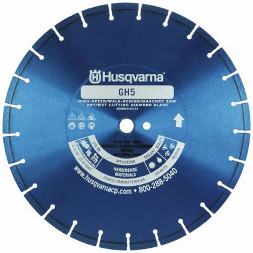 Husqvarna 542751120 Abrasive Material (Husqvarna Abrasive Blade)