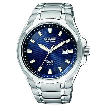 Citizen Eco-Drive Men's BM7170-53L Titanium Watch