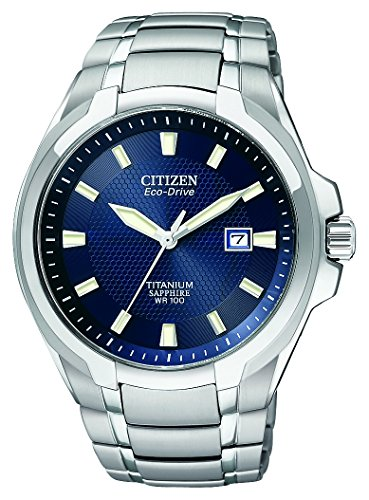 Citizen Eco-Drive Men's BM7170-53L Titanium Watch
