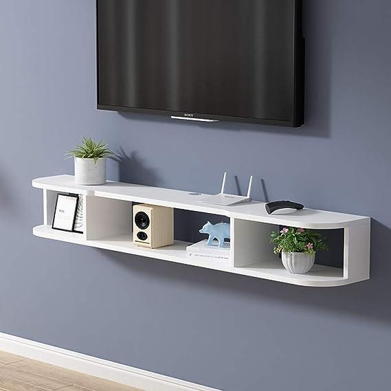 Mueble de televisión de Pared Estante de Audio y Video Estante ...