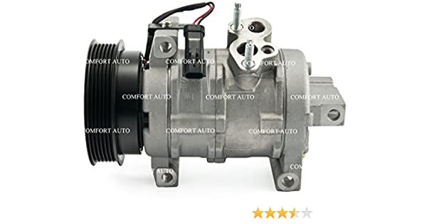 New A//C AC Compressor Kit 5.7L only 2009-2010 Grand Cherokee