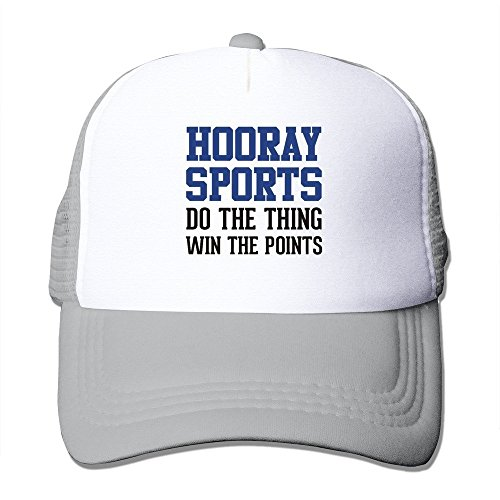 Custom Hooray Sport Golf Cap - White Ono Hat Yoko