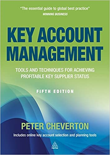 Key Account Management Peter Cheverton Pdf