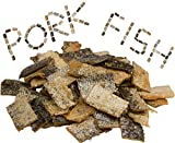 Salmon Dog Treats with Pork - Natural and Healthy Dog Snacks, Limited Ingredient Small Dog Treats, Cats Love Too, 20oz Re-sealable Bag