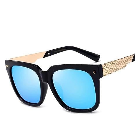 Olprkgdg Gafas de sol cuadradas Polarizadas, clásicas ...