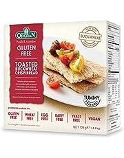 Orgran Gluten Free Buckwheat Crispibread 125 g x 6