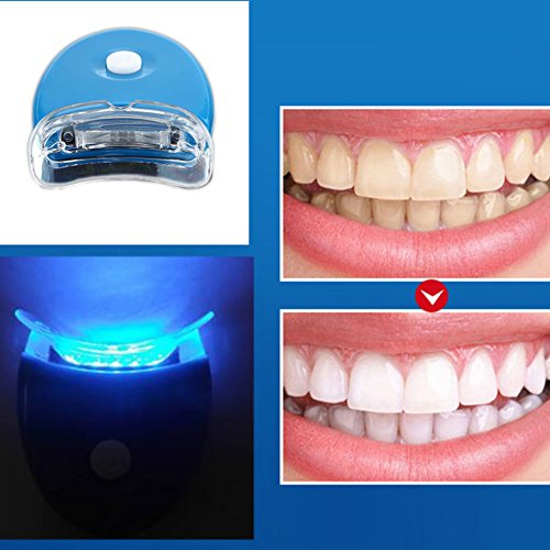 Led Laser Blue Light Teeth Whitening in US - 8