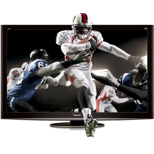 1080p Hd Plasma Tv - Panasonic VIERA TC-P50VT25 50-inch 1080p 3D Plasma HDTV, Black (2010 Model)