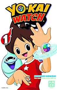 Yo-Kai Watch, tome 1 par Noriyuki Konishi