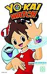Yo-Kai Watch, tome 1 par Konishi