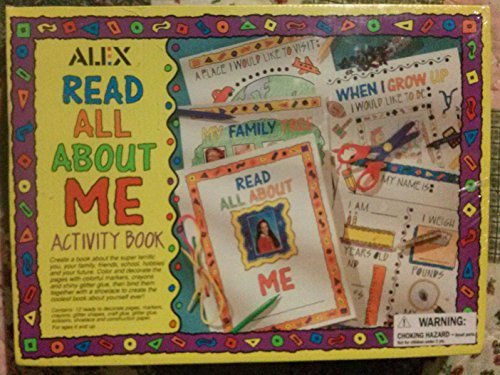 muchas concesiones Read All About About About Me Activity Book by Alex  selección larga