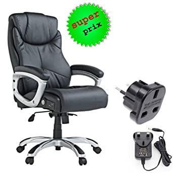Outstanding X Rocker Executive 2 0 Wireless Gaming Chairb Amazon Fr Machost Co Dining Chair Design Ideas Machostcouk