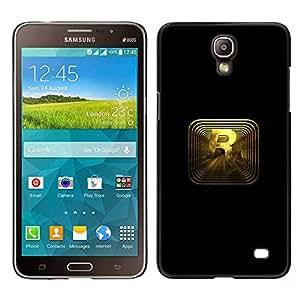 Stuss Case / Funda Carcasa protectora - R R0Ckstar Gaming - Samsung Galaxy Mega 2