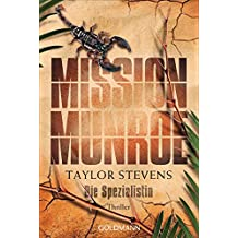 Mission Munroe. Die Spezialistin: Band 4 - Thriller (German Edition)