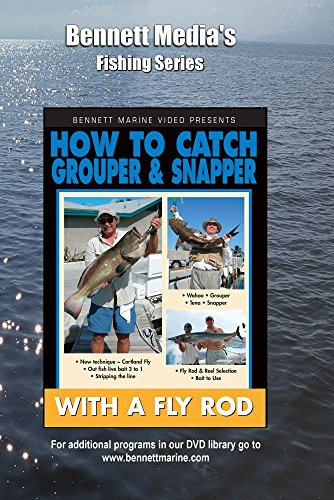 (How To Catch Grouper & Snapper On A Fly Rod with Captian Frank Piku)