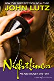 Front cover for the book Nightlines by John Lutz
